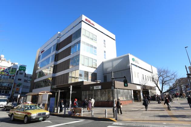 JR山手線・都営三田線「巣鴨駅」からは徒歩10分